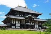 Templo todaiji — Foto de Stock