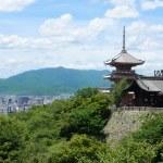 Kiyomizu-dera — Stock Photo #6303913