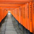 Fushimi Inari Shrine - Stock Photo