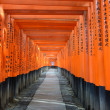 Fushimi Inari Shrine - ストック写真