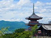 Kiyomizu-Dera — Stock Photo