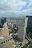 Shinjukus skyline — Stockfoto