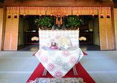 Santuário de xintoísmo-budista — Foto Stock