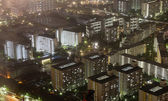 Residential High Rises — Stock Photo