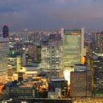 Osaka Skyline — Stock Photo #6412423