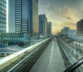 Lignes de tram — Photo