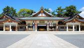 Hiroşima gokoku tapınak — Stok fotoğraf