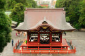 Shinto Dance Stage — Foto Stock