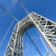 George Washington Bridge — Stock Photo #6602112