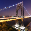 George Washington Bridge — Stock Photo #6602117
