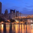 queensboro bridge — Stock Photo #6602154