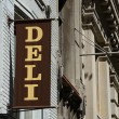 Royalty-Free Stock Photo: Deli Sign