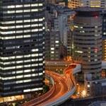 Skyline of Osaka Japan — Stock Photo #6602559