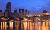 Queensboro bridge — Stockfoto