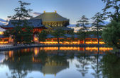 Todaiji Temple — Stock Photo