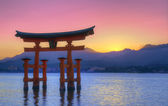 Miyajima Otorii — Stock Photo