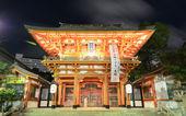 Ikuta shrine — Stock Photo
