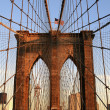 Brooklyn Bridge - Stockfoto