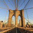 Brooklyn Bridge — Stock Photo #6659203