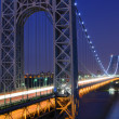George Washington Bridge — Stock Photo #6659216
