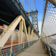 Manhattan Bridge - Stockfoto