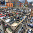 Parking lot - Stockfoto