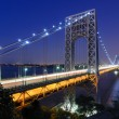 George Washington Bridge - Stockfoto
