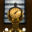 Grand Central Terminal Clock — Stock Photo