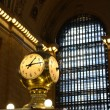 Grand Central Terminal Clock — Stock Photo #6659355
