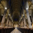 saint patricks cathedral — Stock Photo
