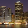 Lower Manhattan Skyline — Stock Photo #6713522