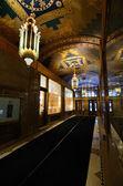 French Building Lobby — Fotografia Stock