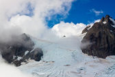 Mount cook antenne — Stockfoto