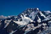 Mount Cook aerial photo — Stock Photo
