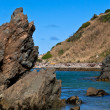 Nugget Point Rocks — Stock Photo