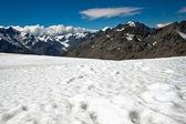 Alpes del sur nueva zelanda — Foto de Stock