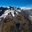 Huge Alps - New Zealand — Foto de Stock