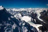 New Zealand mountains — Стоковое фото
