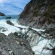 Franz Josef Glacier - New Zealand — Stock Photo