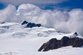 Mount Cook peak — Stock Photo