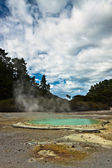 Amazing Hot Pool in New Zealand — Stock Photo