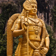 Statue of Lord Murugan - Stock Photo