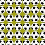 Football texture — Stock Vector