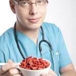 Постер, плакат: Doctor recommandation wolfberry