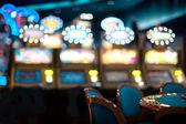 Still life in a casino — Stock Photo