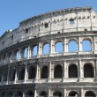 Rome, the Colosseum, — Stockfoto