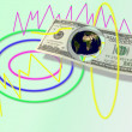 Global finance — Stock Photo
