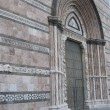 Постер, плакат: The facade of the cathedral of Messina