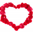 Red heart — Stock Photo #5932735