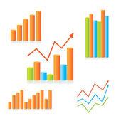 Templates-graphics — Stock Vector
